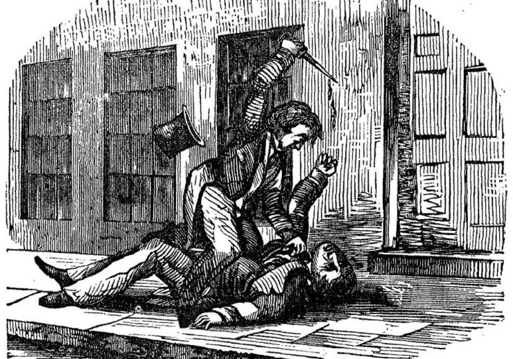Blog Post Featured Image - Murder Books 101: The Origins of True Crime