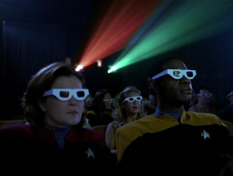 "Star Trek: Voyager ""Repression"""
