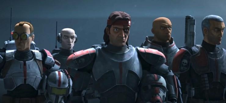 Star Wars: The Bad Batch, season one