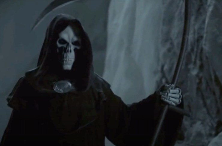 Discworld Death, Hogfather