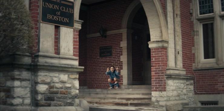 Y: The Last Man 105 Mann Hunt Allison Mann Union Club