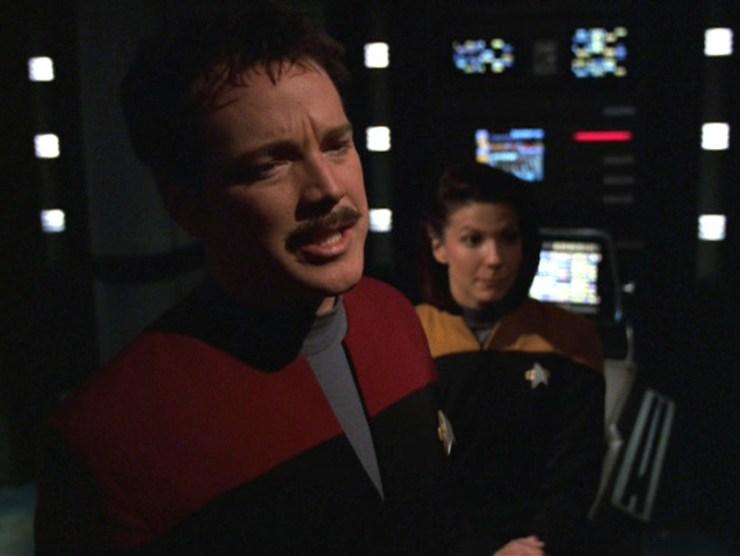 """Star Trek: Voyager """"Author, Author"""""""