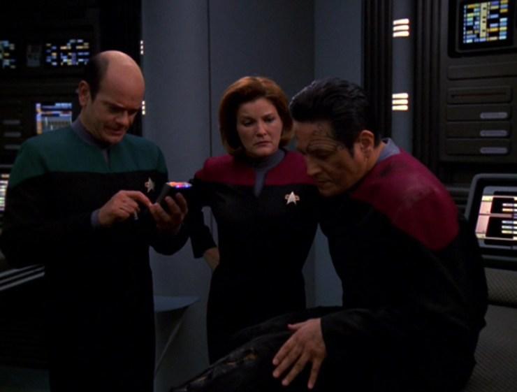 "Star Trek: Voyager ""Natrual Law"""