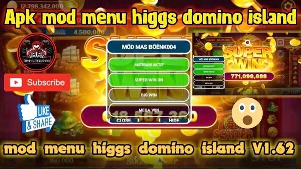 Cara Install Higgs Domino Mod Apk di Android dan iPhone