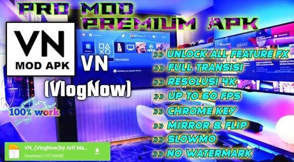 Download VN Lite Mod Apk
