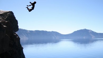 Photo de Apprendre à se jeter à l'eau