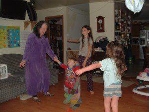 homeschool spontaneity