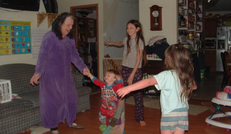 Rubber boot homeschool week #7