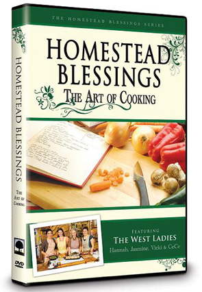 Movie Review – Homestead Blessings: The Art of Cooking