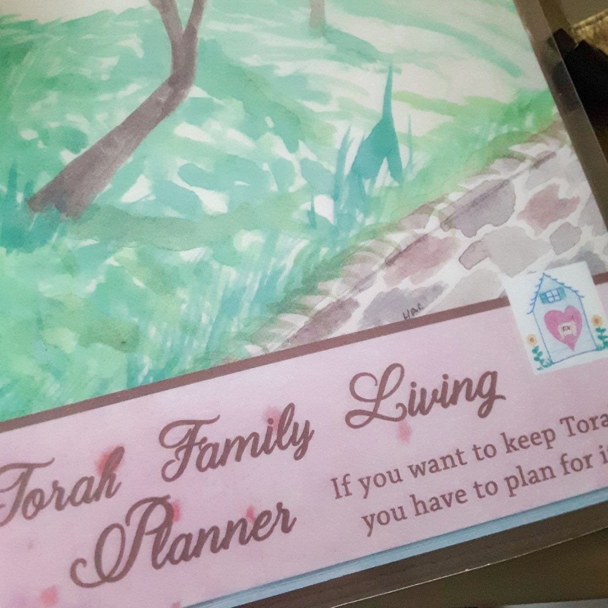 Torah Family Living planner