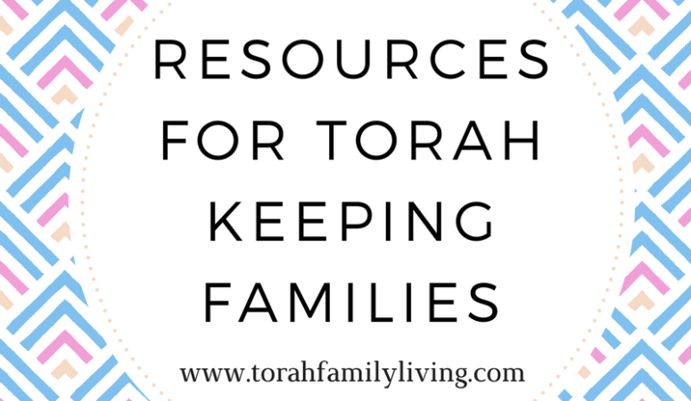 Resources for Torah families