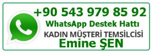 WhatsApp'ta sohbet edin