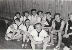 Blindensportgruppe 1969