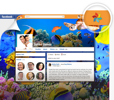 Facelift Facebook Design