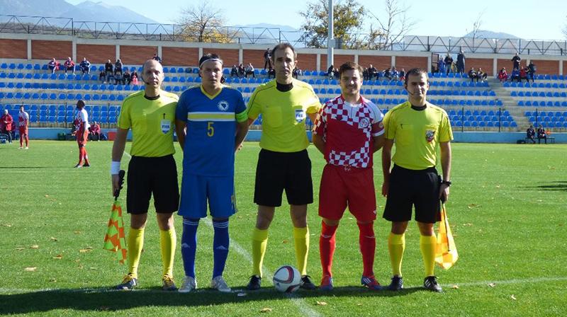 La Selección UEFA de Castilla y León ya conoce sus rivales de la fase final de la X Copa de Regiones