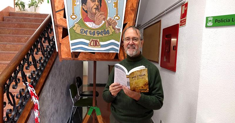 El escritor Simón J. Martínez Rubio presenta 'Hoces y trillos'