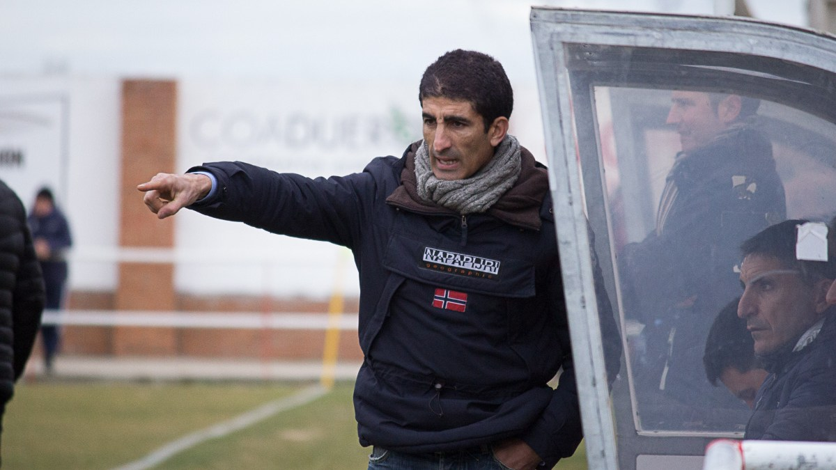 Turiel y el Atlético Tordesillas separan sus caminos