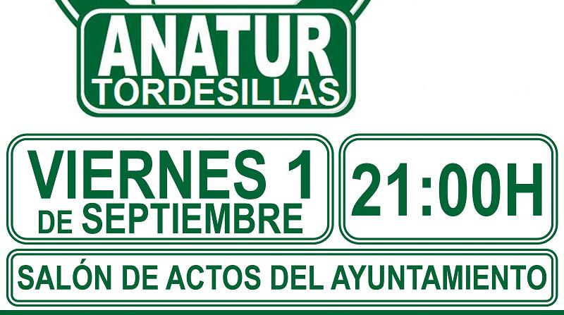 Nace en Tordesillas el nuevo partido político ANATUR