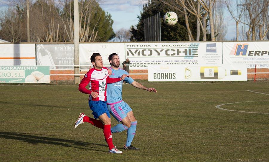 Un buen Atlético Tordesillas no puede con la pegada de la Arandina
