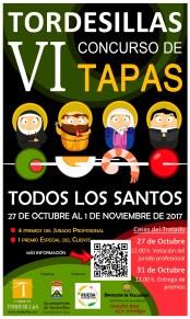 VI Concurso de Tapas - Tordesillas 2017 - pequeño