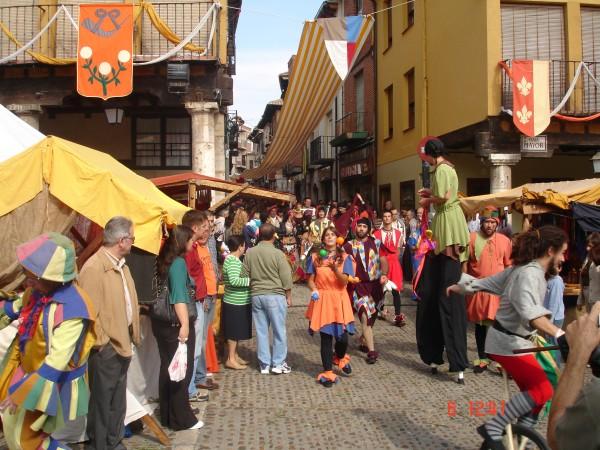Tordesillas espera recibir hasta 30.000 personas con motivo del mercado medieval