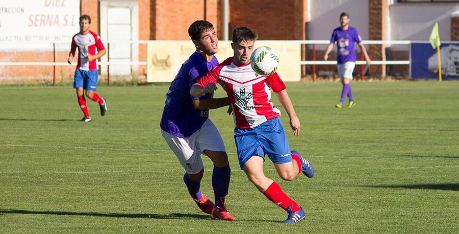 La Bañeza corta la racha del Atlético Tordesillas