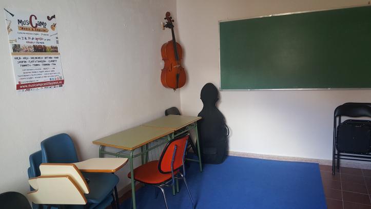 El Ayuntamiento subvencionará a los alumnos de la escuela de música con menos recursos