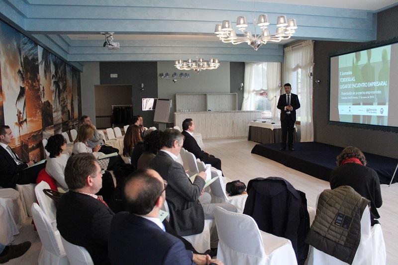 Tordesillas presenta su potencial industrial a futuros inversiones