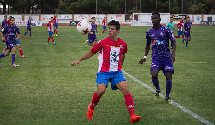 Remontada del Atlético Tordesillas para empezar bien el año