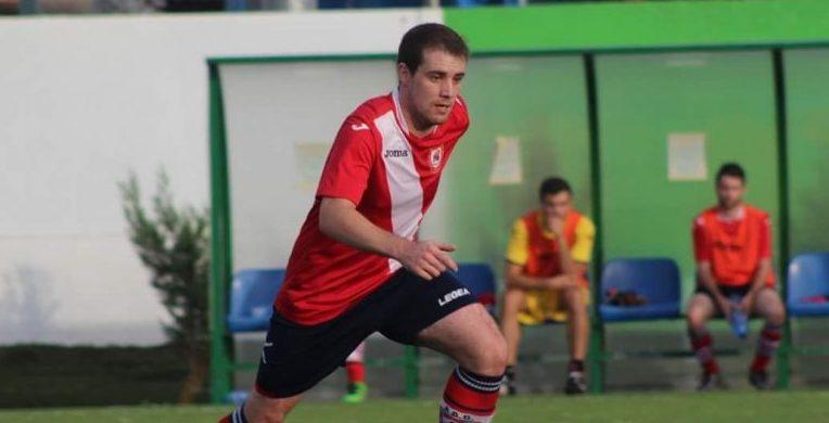 Jorge Gómez, último fichaje del Atlético Tordesillas