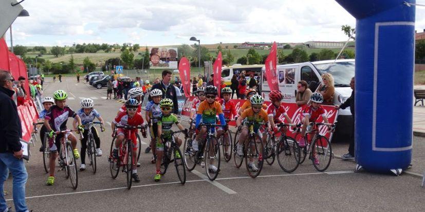 El ciclismo base se da cita en Tordesillas este sábado con motivo del XI Trofeo Villa del Tratado