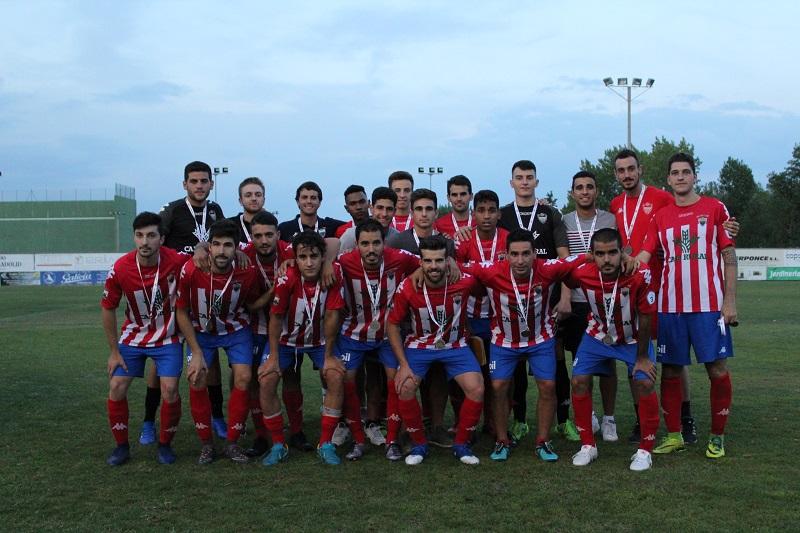 El Atlético Tordesillas no encuentra premio en el XXV Trofeo Diputación