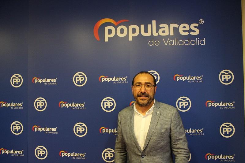 Alcalleres da el visto bueno y oficializa la candidatura de Oliveira a la alcaldía de Tordesillas