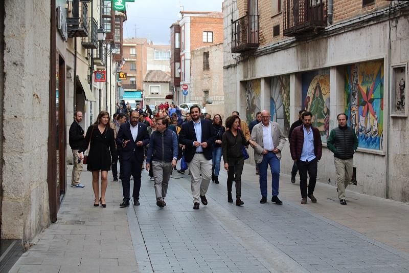 Martínez-Almeida hace un llamamiento al municipalismo con la vista puesta en el 10N