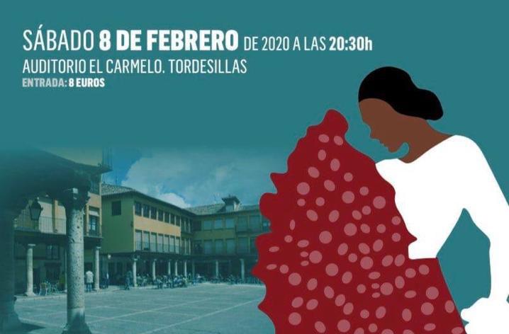 Tordesillas se sumerge en los versos de Machado con el flamenco como protagonista