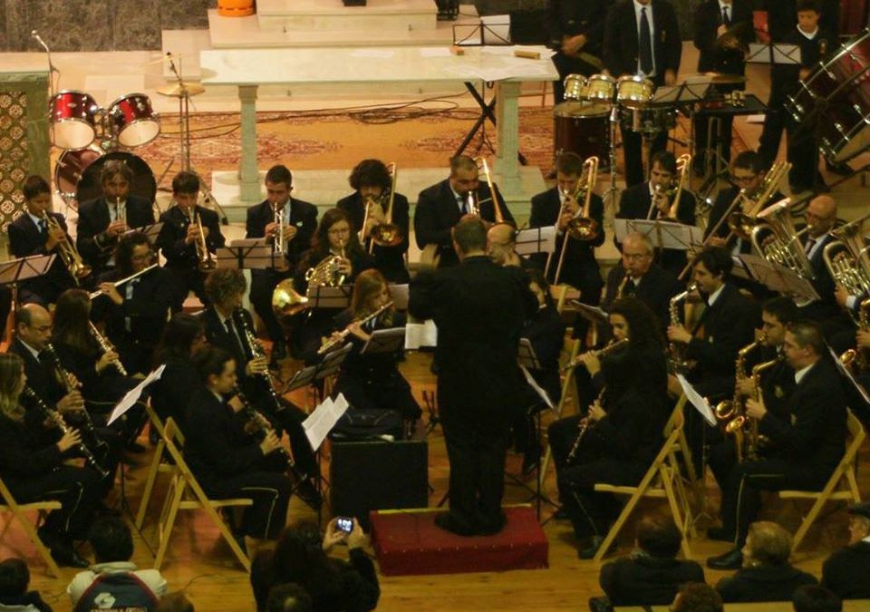 La Banda de Tordesillas ofrecerá un concierto con las marchas más relevantes de Semana Santa