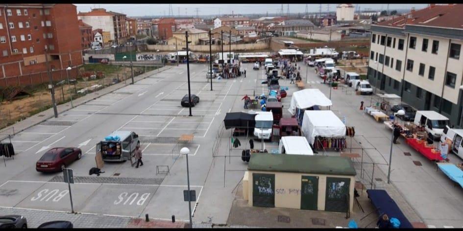 Tordesillas reabrirá la próxima semana su mercado semanal, el cementerio y el punto limpio