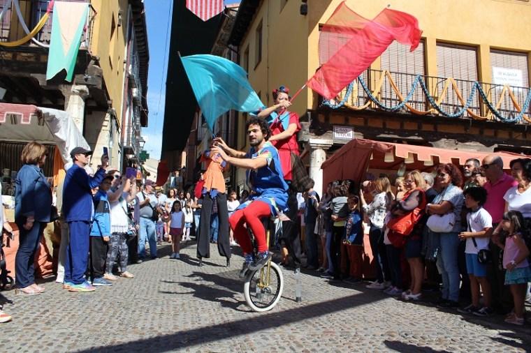 Tordesillas se queda sin mercado medieval