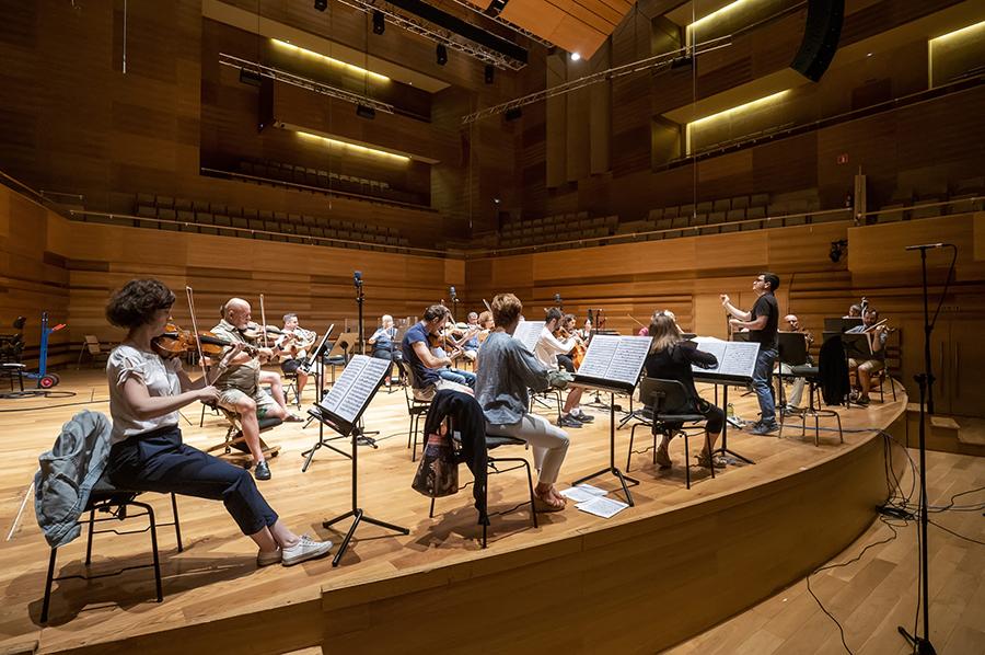 La Orquesta Sinfónica de Castilla y León encabeza la oferta cultural del próximo fin de semana en Tordesillas