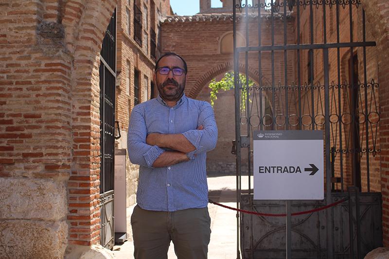 Patrimonio Nacional traslada los instrumentos de Santa Clara a Madrid para su restauración