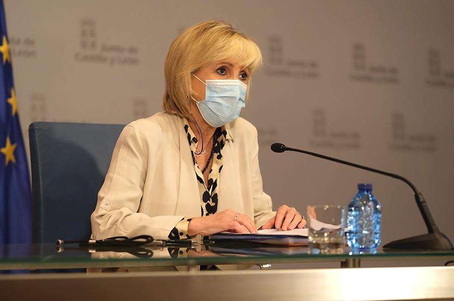 La Junta estudia la posibilidad de realizar un cribado selectivo en el área de salud de Tordesillas