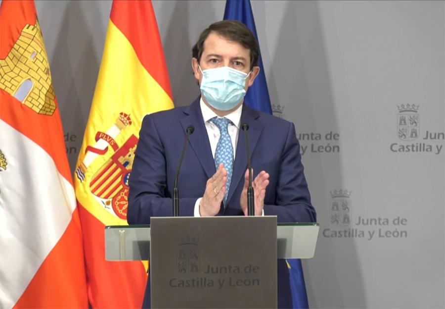 La Junta prorroga las actuales restricciones ante el «rápido avance de la pandemia en su tercera oleada»