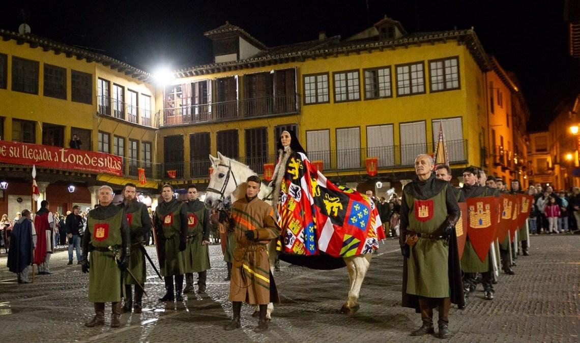 Este sábado La 8 Valladolid estrenará el programa especial Conversatorios con la Reina Juana