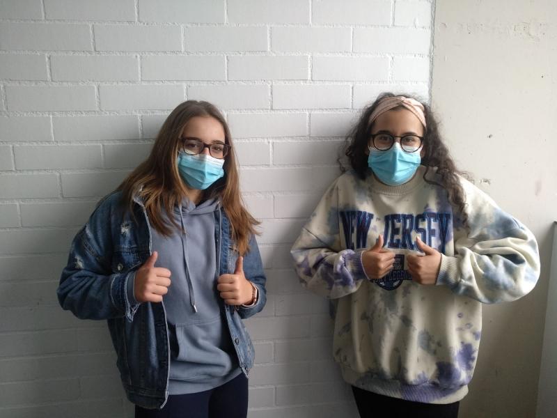 Jessica Modroño y Lucía Sanz, clasificadas para la fase final de la XII Olimpiada Financiera