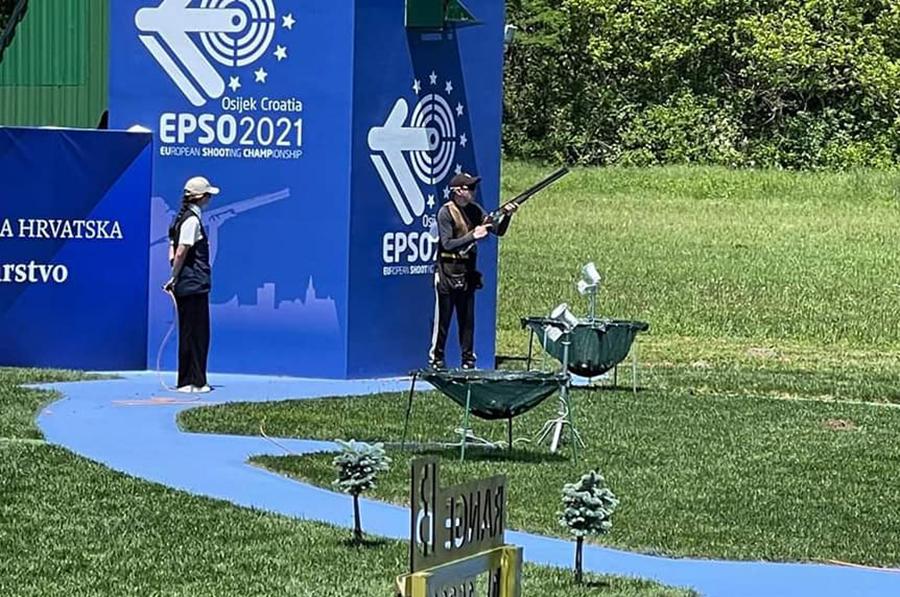 José María Mielgo se queda fuera de los Juegos Olímpicos de Tokio