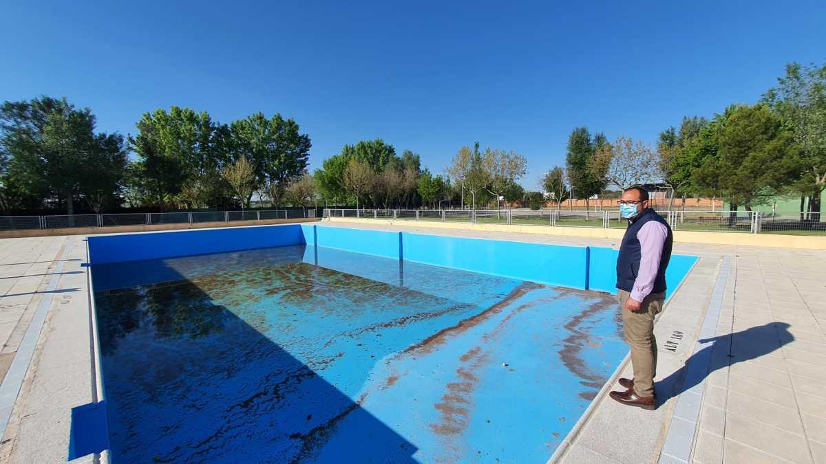 Tordesillas abrirá su piscina municipal a partir del 11 de junio con todas las medidas de seguridad