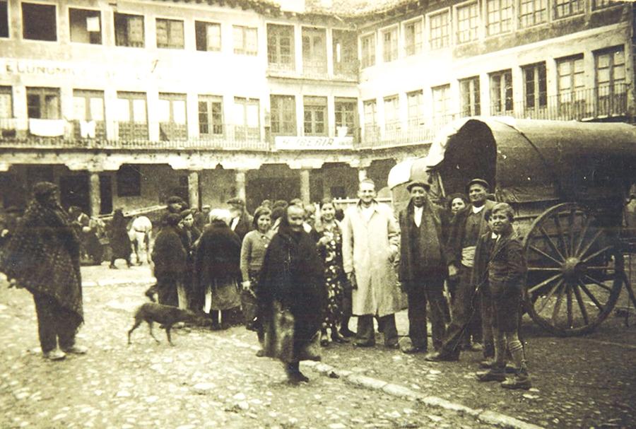 Hacinamiento, hambre e insalubridad: las causas que agravaron la pandemia de 1918 en Tordesillas