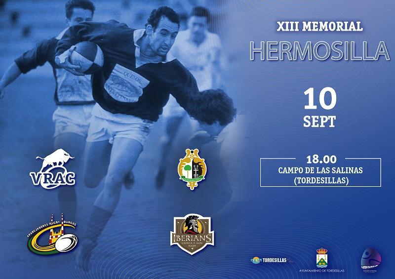 El XIII Memorial Hermosilla vuelve con un formato a cuatro