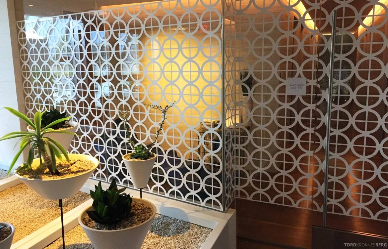 Star Alliance Gold Lounge LAX dusj