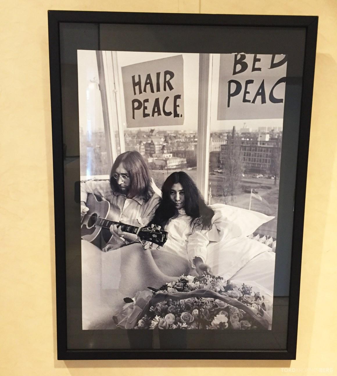 Hilton Amsterdam John Lennon Yoko Ono